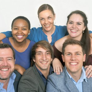 THE BOULEVARD HARMONISTS (SOUTH AFRICA) ON TOUR IN EUROPE/SERBIA