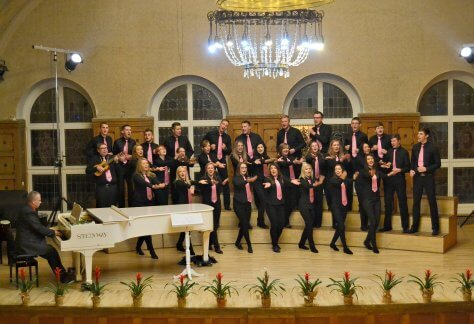 XX Lithuanian High School Students Choral Festival