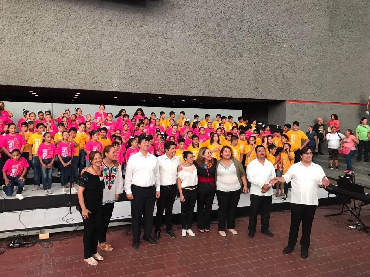 Copy of Cantar: Luz del Mundo