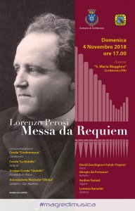 Messa da Requiem - by Lorenzo Perosi