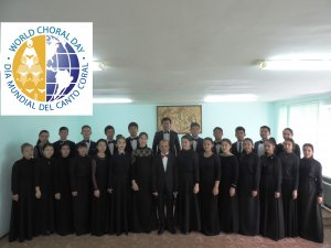 Choir Festival honouring conductor N.S. Khamitova