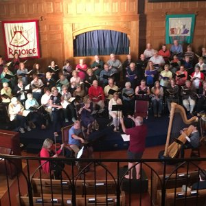 Christmas with Choir and Brass