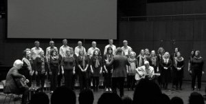 Community Performance by HSE Tullamore Staff Choir