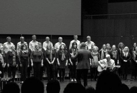 Community Performance by HSE Tullamore Staff Choir