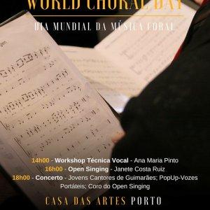 Dia Mundial da Música Coral 1