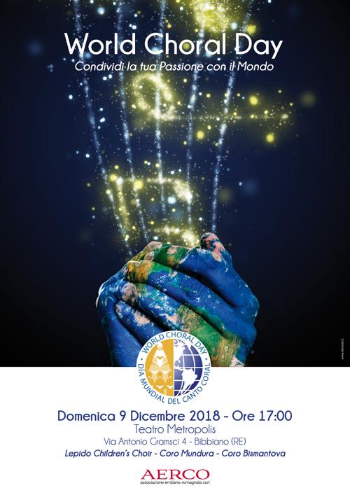 World Choral Day 2018 - Reggio Emilia