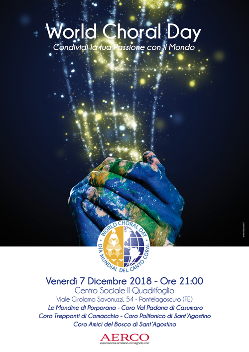 World Choral Day 2018 - Ferrara