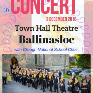 Girls4Girls Concert in Ballinasloe - Xmas 2018