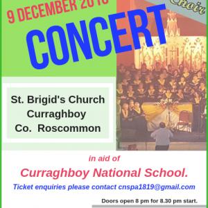 Curraghboy NS Christmas Concert 2018.