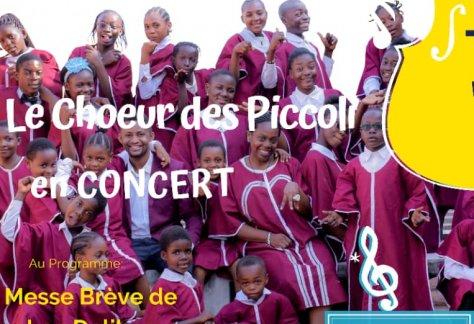 Concert du Choeur des Piccoli 1