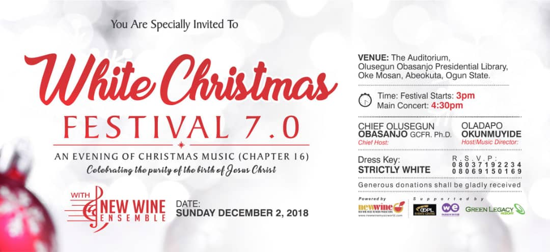 White Christmas Festival 7.0