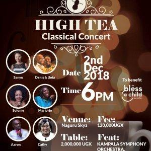 High Tea Classical
