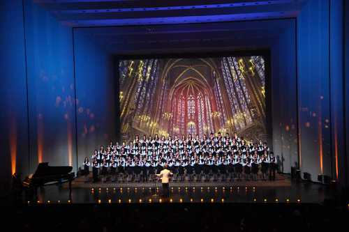 The Little Singers of Yokosuka Arts Theatre stage 33 CHRISTMAS CONCERT '18