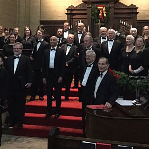 Middletown Concert Chorale Winter Program