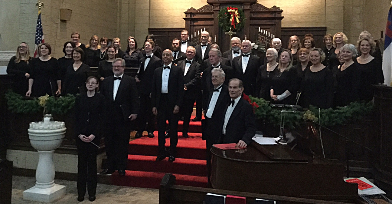 Middletown Concert Chorale Winter Program