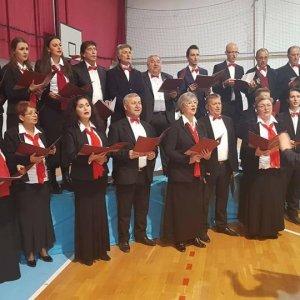 Annual Concert of City choir of Shtip