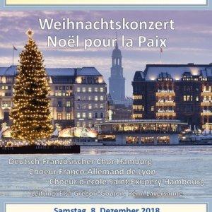 Wehnachtskonzert - Noël pour la paix