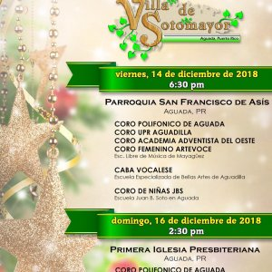Festival Coral Villa de Sotomayor
