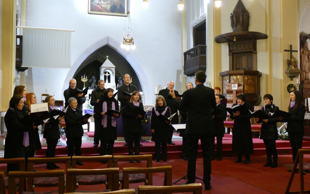 Tradicionalni koncert ob svetovnem dnevu zborovskega petja