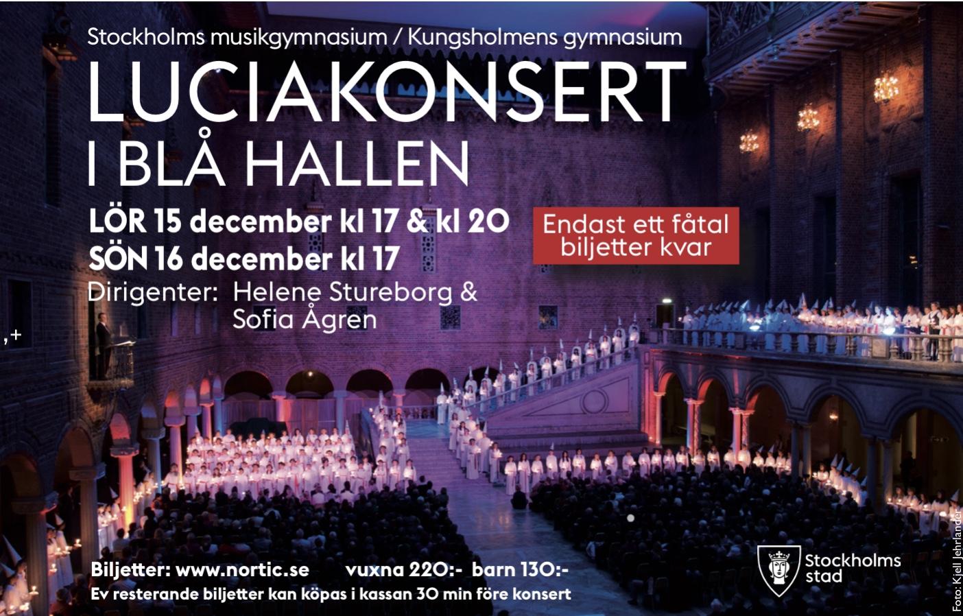 Lucia concert