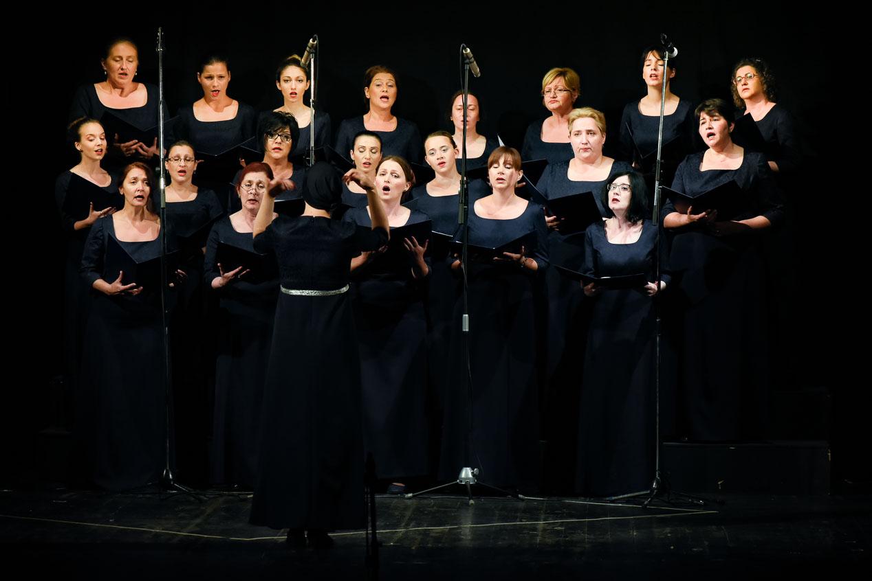 Svetski dan horskog pevanja (World choral day on serbian) 1