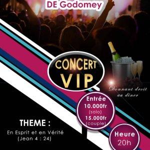 VIP concert