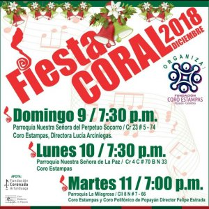 Fiesta Coral 2018