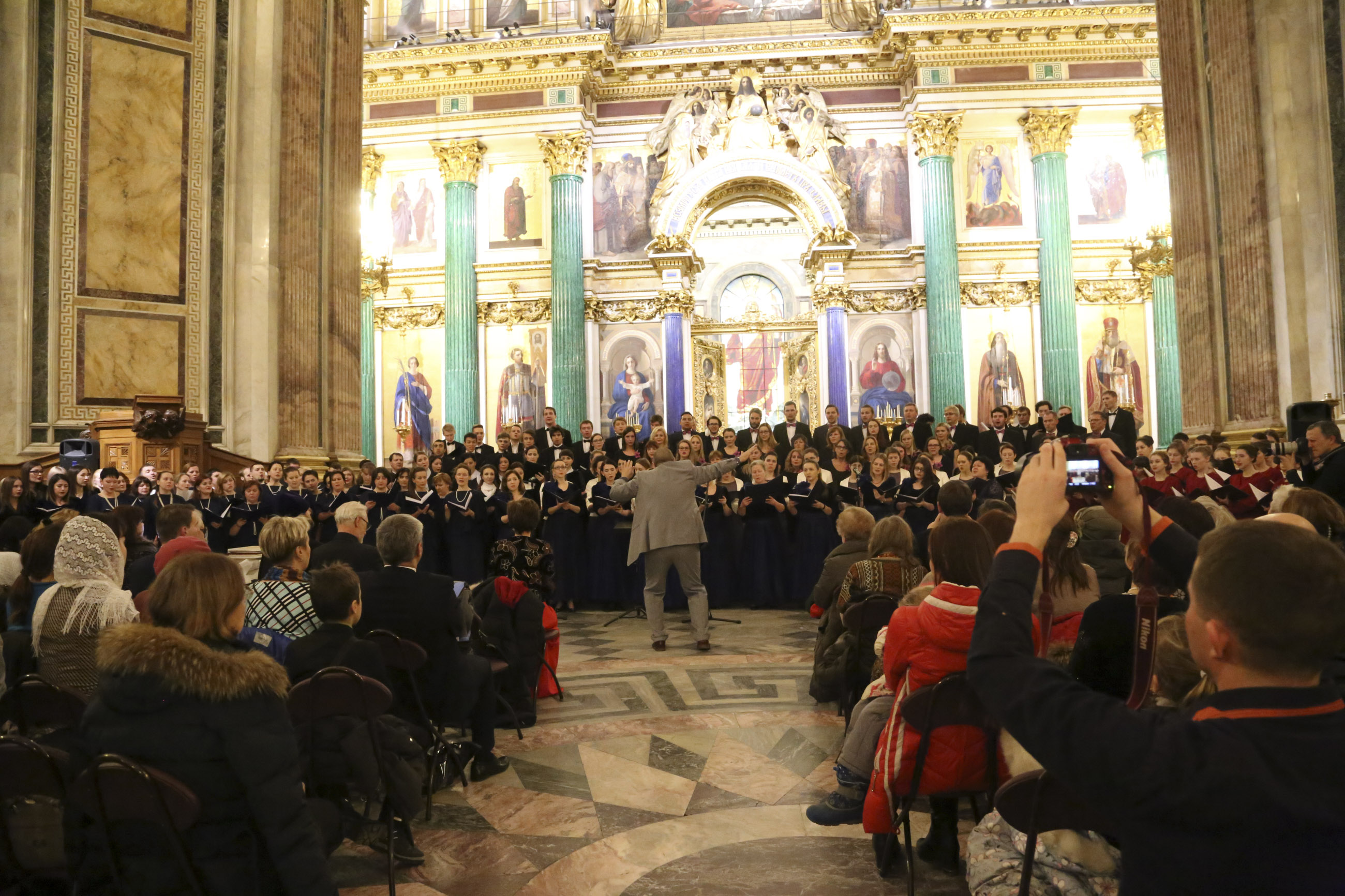 "International choral festival and contest ""IN ANTICIPATION OF CHRISTMAS"""