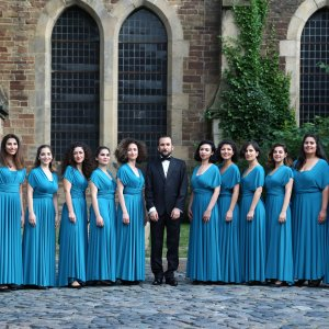 Sirene and BUMK Classical Music Choir World Choral Day Concert