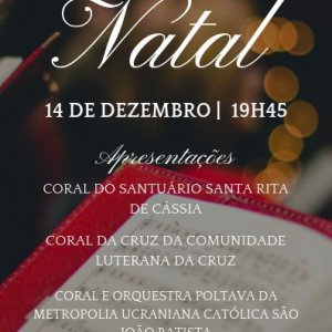 Cantata Ecumênica de Natal