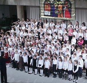 Christmas Concert of the Csermák Antal Music School