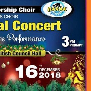 Musical Concert & Christmas Performance