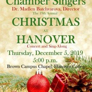 Christmas at Hanover
