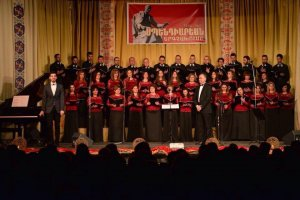 Celebrating 65th Anniversary of Spentiarian  Choir