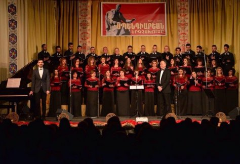 Celebrating 65th Anniversary of Spentiarian  Choir