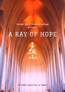 A ray of hope