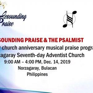 Resounding Praise & The Psalmist Joint Choir