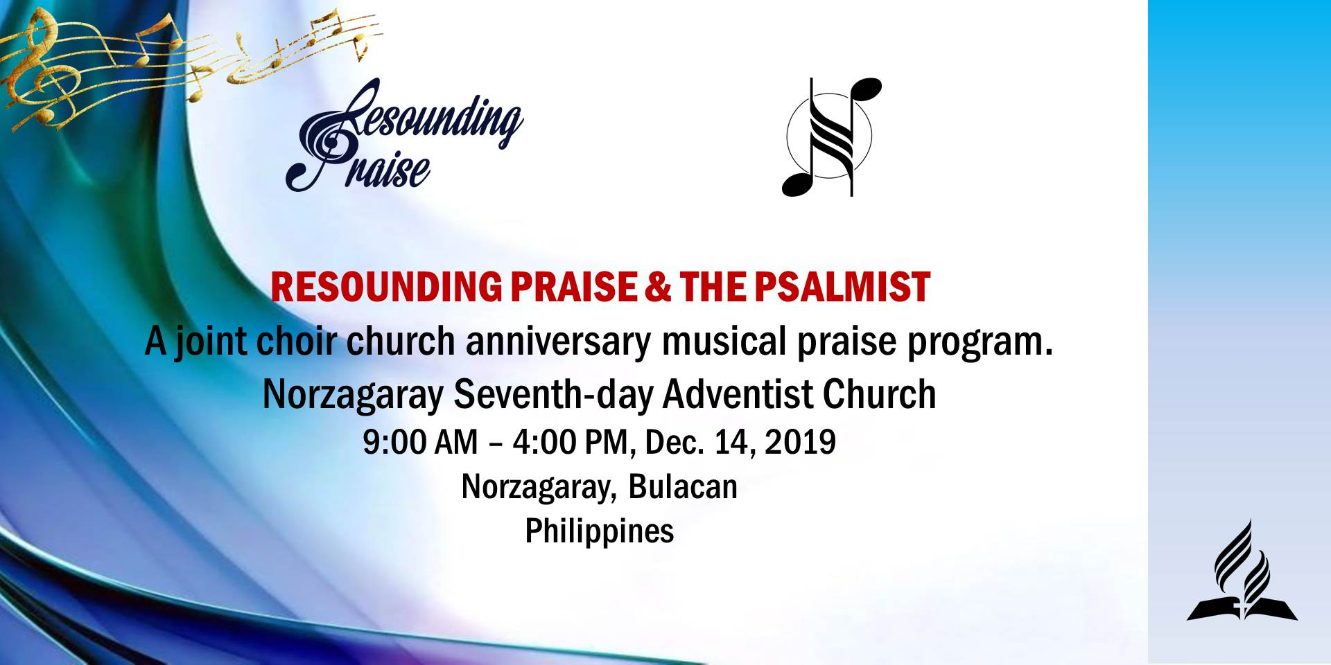 Resounding Praise & The Psalmist Joint Choir