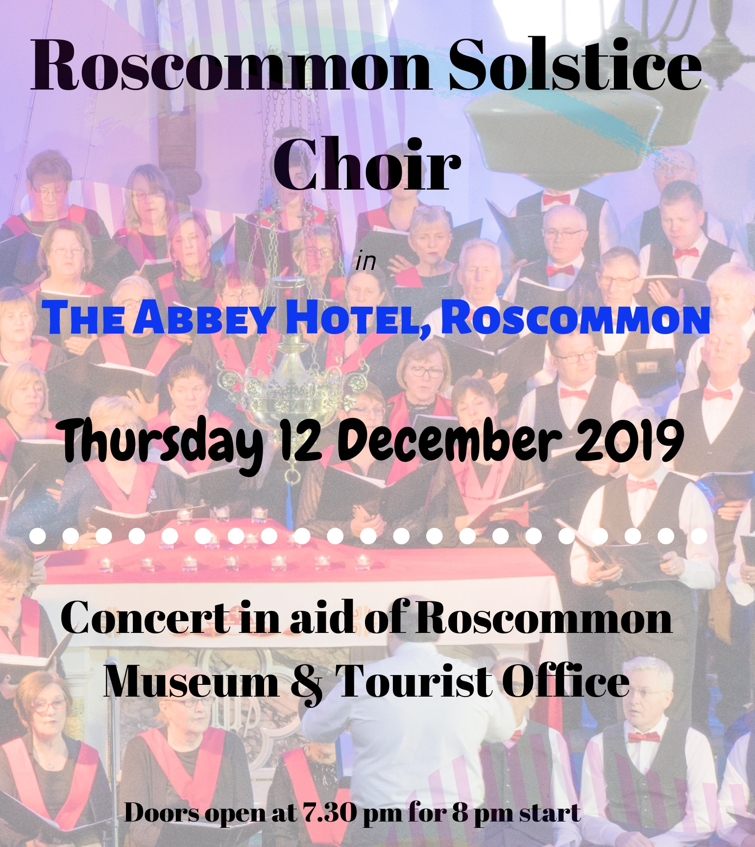 Christmas Concert in The Abbey Hotel, Roscommon.