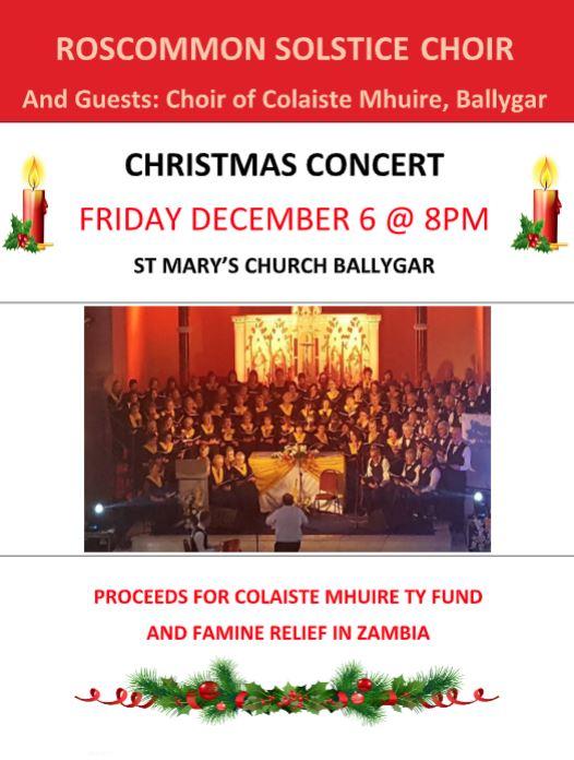 Christmas Concert in Ballygar
