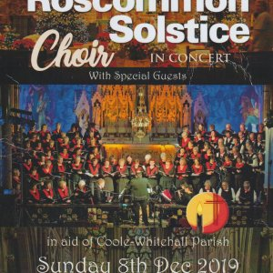 Christmas Concert in Coole, Co. Westmeath 2019