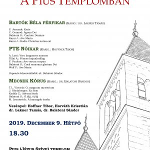 Advent Choral Concert