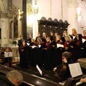 Choral Advent in Assunta / Zborski Advent u Assunti