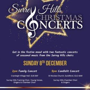 Surrey Hills Christmas Family Concert