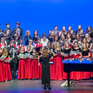 CCES MS/US Choral Concert