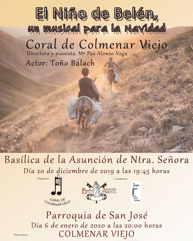 El Niño de Belén, un musical para Navidad.