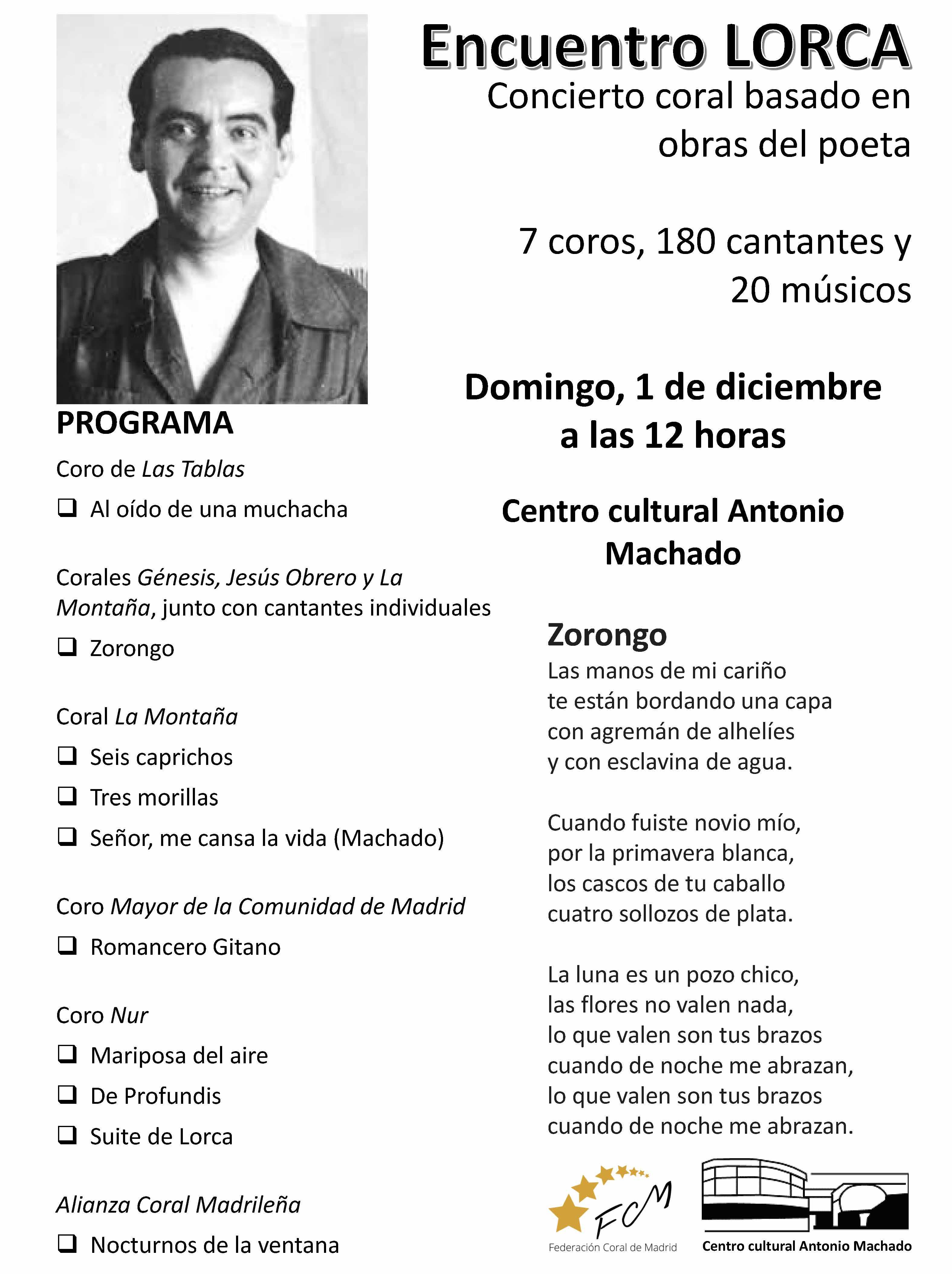 Encuentro Lorca