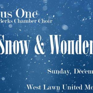 Snow and Wonder