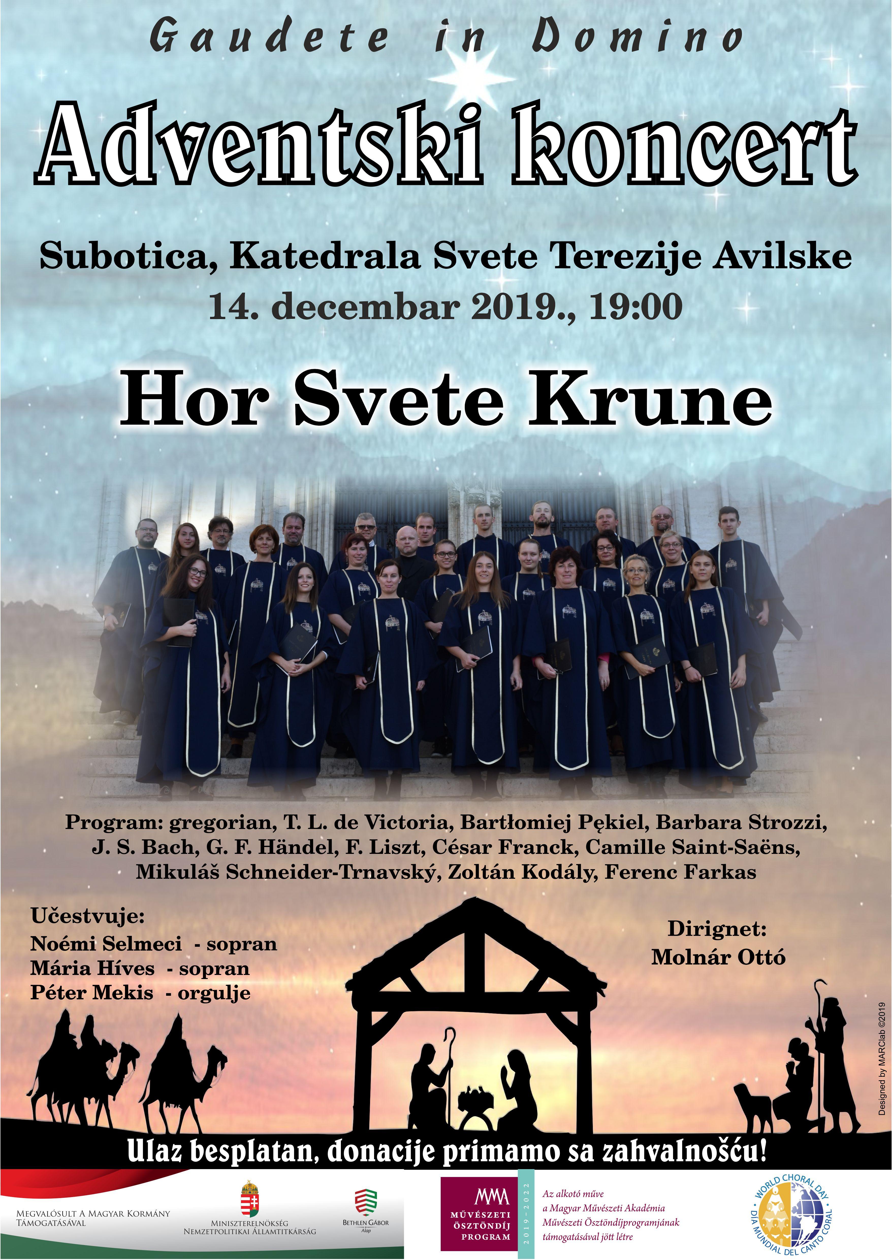Advent concert 6