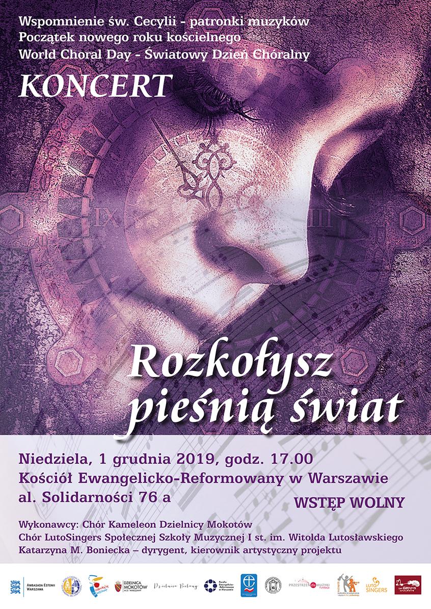 Sway the world with song/ Rozkołysz pieśnią świat